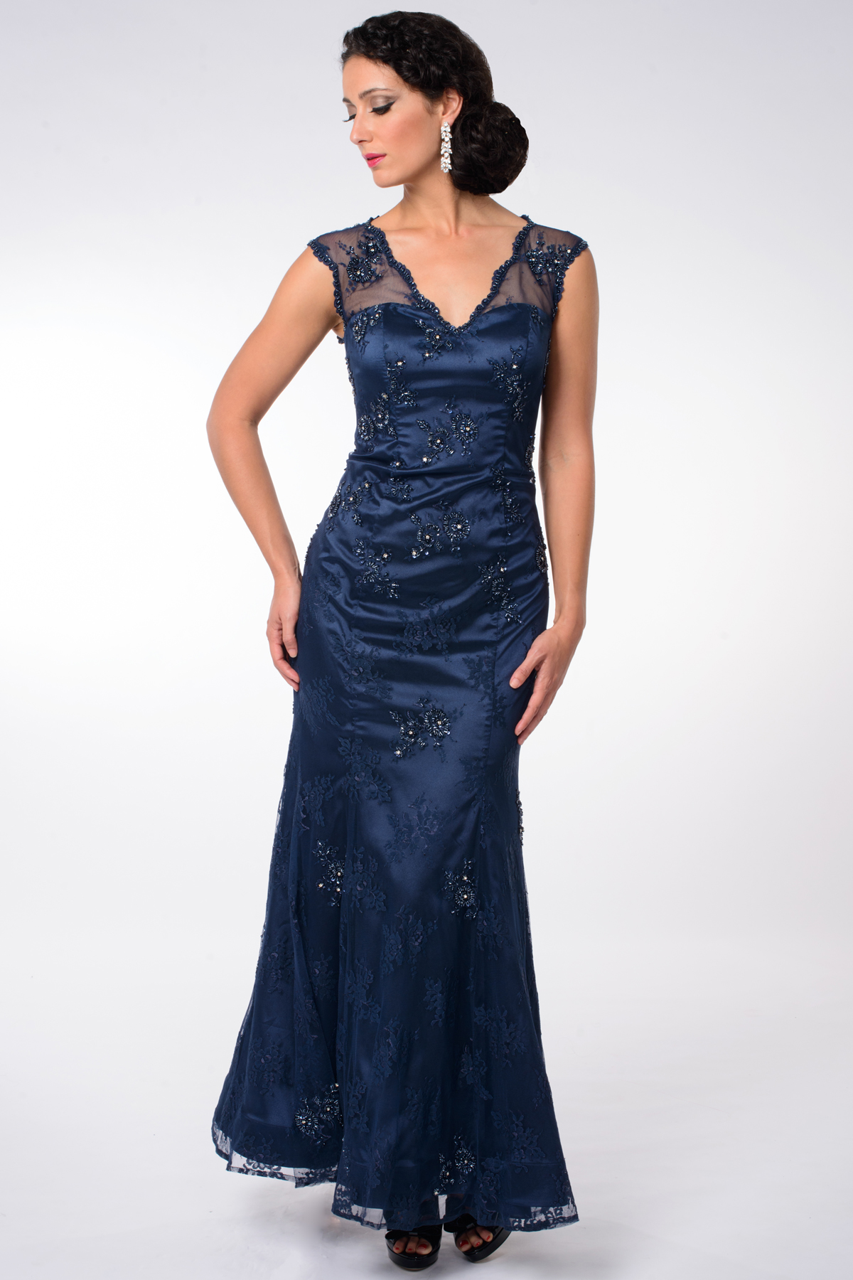 Dressing for your shape archives evening dresses - Photo dressing ...