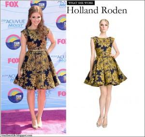 holland roden